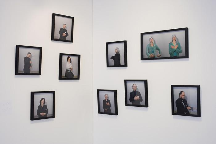 Exhibition view at the MUU gallery, Helsinki, June 2008 (Photo: Yehia Eweis)