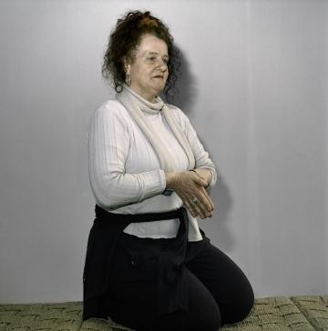 Portrait of Barbara Jacot