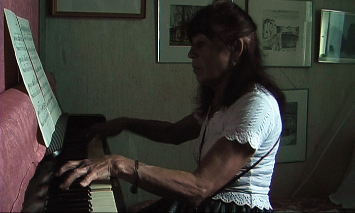 Home Is a Poem 2007. Video 14'50''. Galina Mihailovna